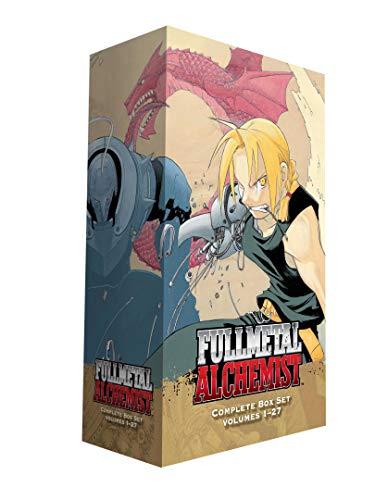 9781421541952: Fullmetal Alchemist Complete Box Set 1-27