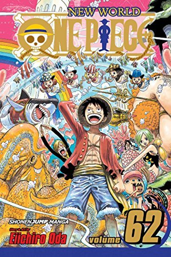 One Piece, Vol. 62 (9781421541969) by Eiichiro Oda