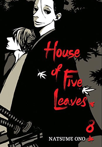 9781421542027: HOUSE OF FIVE LEAVES GN VOL 08 (C: 1-0-2)