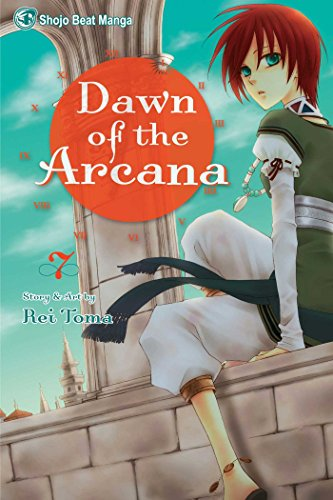 DAWN OF THE ARCANA GN VOL 07 (C: 1-0-2): Toma, Rei
