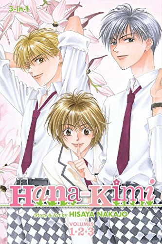 9781421542249: Hana-Kimi (3-in-1 Edition), Vol. 1: Includes vols. 1, 2 & 3