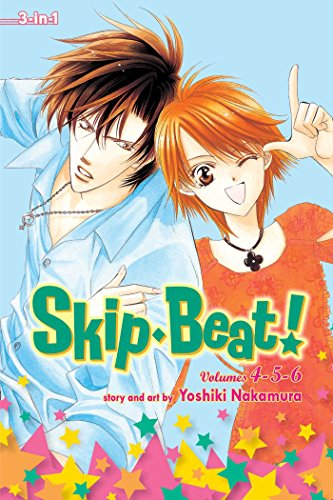 9781421542270: Skip Beat! (3-in-1 Edition, Volumes 4, 5 & 6)