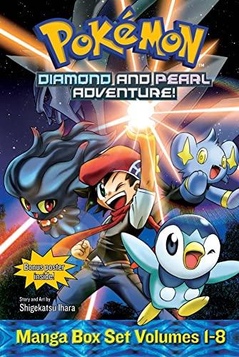 Pokémon Diamond and Pearl Adventure! Box Set (Pokemon): Ihara, Shigekatsu
