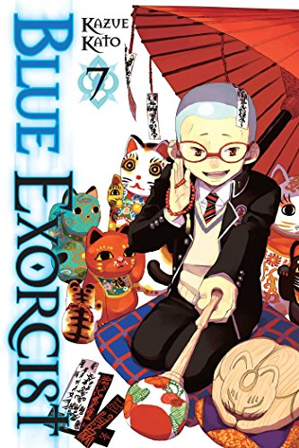 9781421542621: Blue Exorcist Volume 7