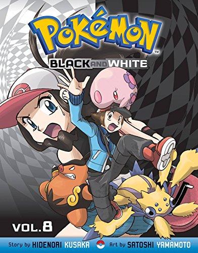 POKEMON BLACK WHITE GN VOL 08 (C: 1-0-1)