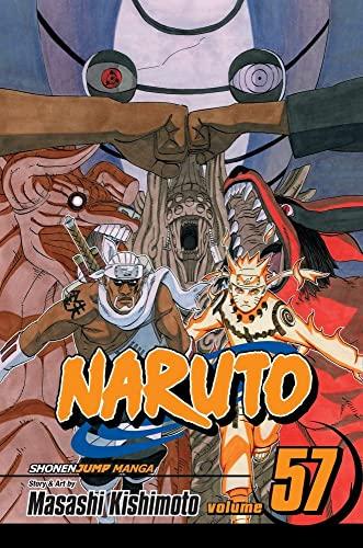 9781421543062: Naruto, Vol. 57: Battle