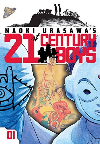 9781421543260: Naoki Urasawa's 21st Century Boys, Vol. 1 (20th Century Boys)