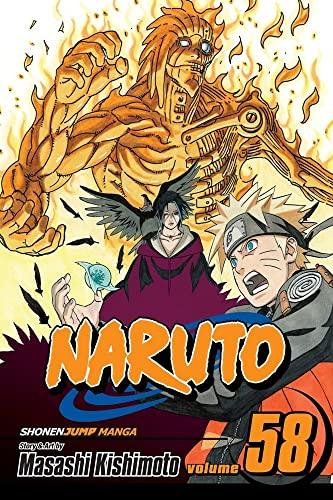 9781421543284: Naruto, Vol. 58: Naruto vs. Itachi