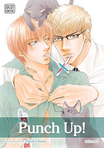 Punch Up!, Vol. 2 (Yaoi Manga): Kano, Shiuko