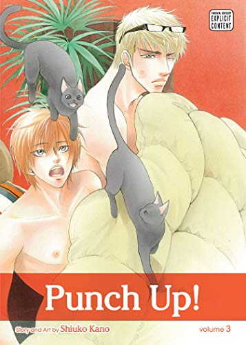 9781421543543: Punch Up!, Vol. 3