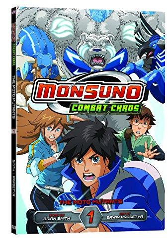 9781421549415: MONSUNO COMBAT CHAOS GN VOL 01