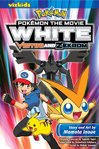 9781421549545: Pokémon the Movie: White: Victini and Zekrom (Pokemon)