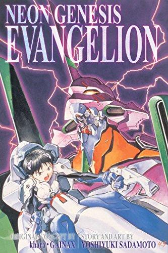 9781421550794: Neon Genesis Evangelion, Vol. 1