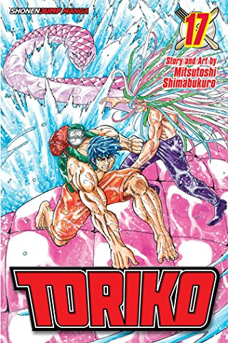 9781421551500: Toriko, Vol. 17