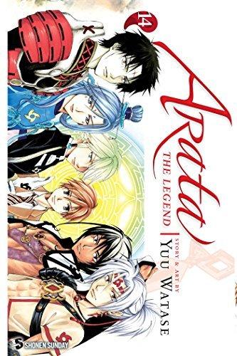 ARATA THE LEGEND GN VOL 14 (C: 1-0-1): Watase, Yuu