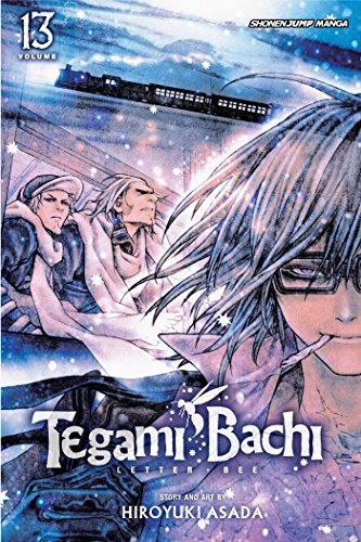 9781421551593: Tegami Bachi, Vol. 13