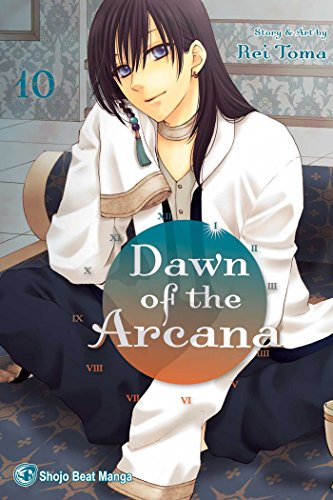 DAWN OF THE ARCANA GN VOL 10 (C: 1-0-1): Toma, Rei