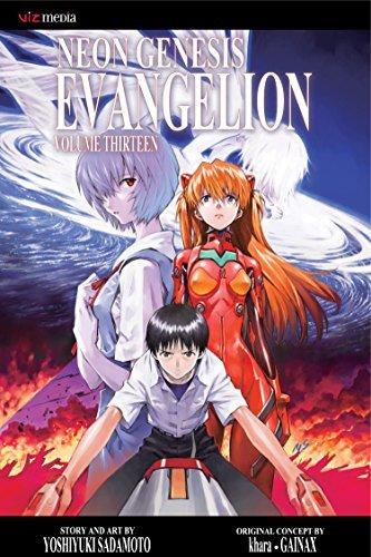 9781421552910: NEON GENESIS EVANGELION TP VOL 13 (C: 1-0-1) (Neon Genesis Evangelion (Viz) (Graphic Novels))