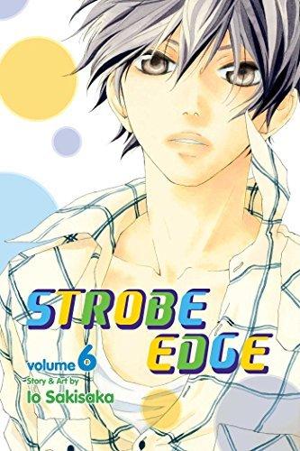 9781421553146: Strobe Edge, Vol. 6