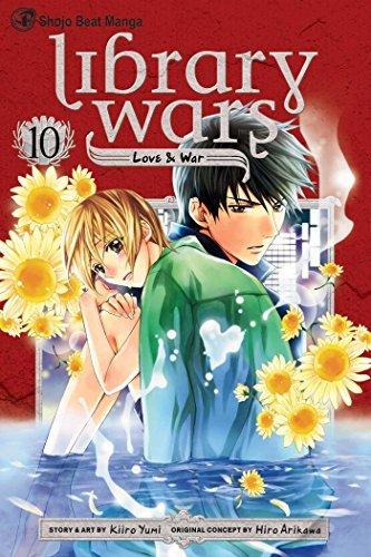 9781421553764: LIBRARY WARS LOVE & WAR GN VOL 10 (C: 1-0-1)