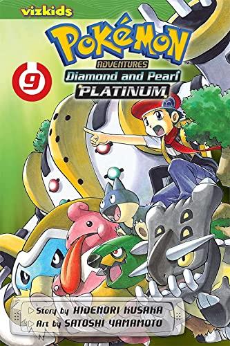 9781421554051: Pokémon Adventures: Diamond and Pearl/Platinum, Vol. 9 (Pokemon)