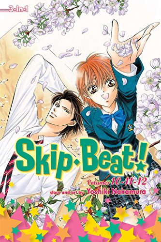 9781421554723: Skip Beat! (3-in-1 Edition), Vol. 4: Includes vols. 10, 11 & 12