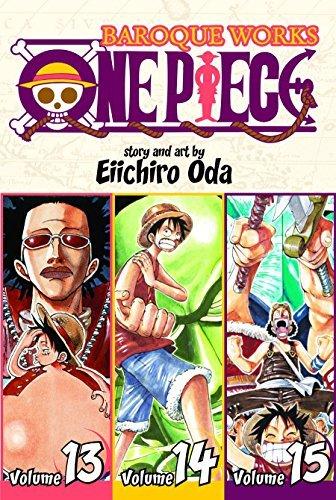 9781421554983: One Piece: Baroque Works 13-14-15