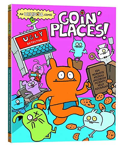 9781421555225: Uglydoll: Goin' Places