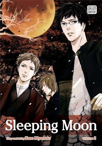 9781421555515: Sleeping Moon, Vol. 2