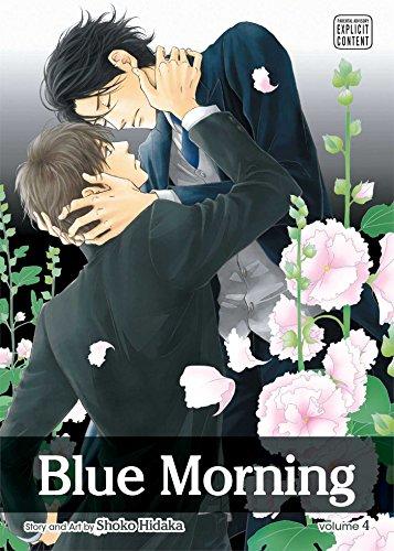 9781421555553: BLUE MORNING GN VOL 04 (MR) (C: 1-0-0) (Yaoi Manga)