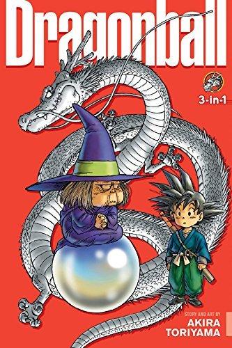 9781421555669: Dragon Ball (3-in-1 Edition), Vol. 3: Includes vols. 7, 8 & 9 (3)