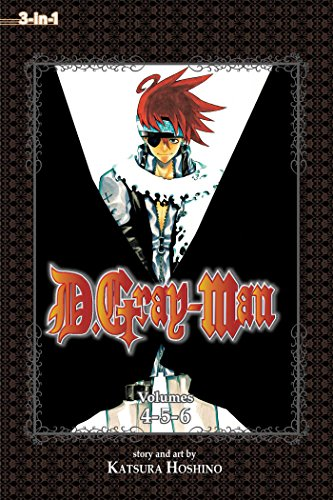 9781421555683: D GRAY MAN 3IN1 TP VOL 02 (C: 1-0-0)-0) (D.Gray-man (3-in-1 Edition))