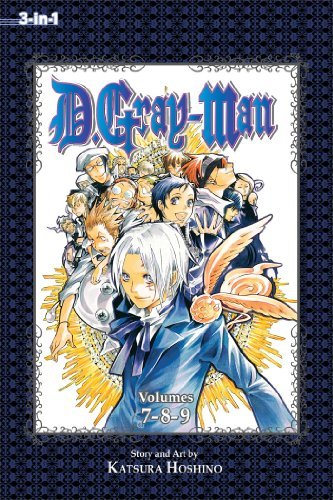 9781421555690: D.Gray-man (3-in-1 Edition), Vol. 3: Includes vols. 7, 8 & 9