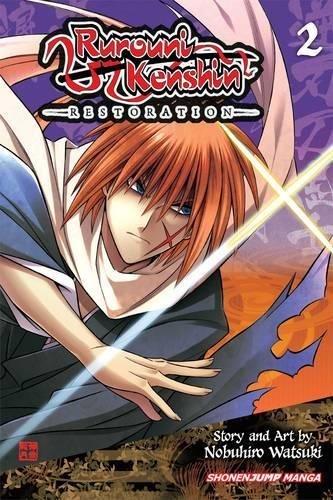 Rurouni Kenshin: Restoration, Vol. 2: Watsuki, Nobuhiro