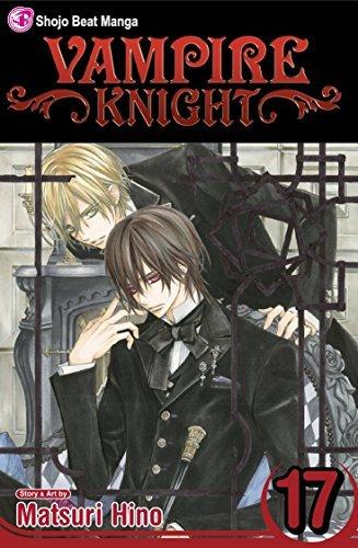 9781421557014: Vampire Knight, Vol. 17