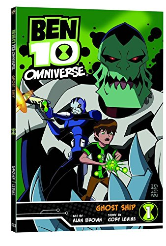 Ben 10 Omniverse: Ghost Ship