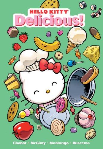 9781421558790: Hello Kitty: Delicious!