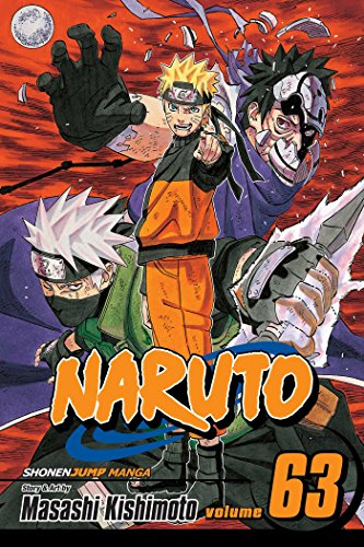 9781421558851: Naruto, Vol. 63: World of Dreams