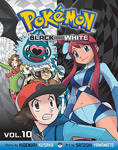 9781421558943: Pokémon Black and White, Vol. 10 (Pokemon)