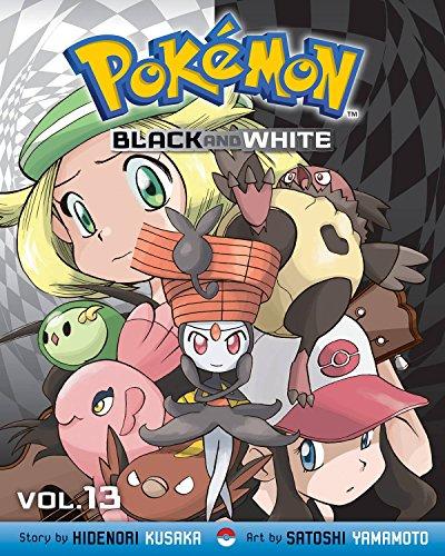 9781421558974: POKEMON BLACK & WHITE GN VOL 13 (C: 1-0-0)