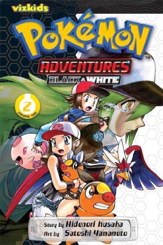 POKEMON ADV BLACK WHITE GN VOL 02 (C: 1-0-0) (Pokemon Adventures Black White, Band 2)
