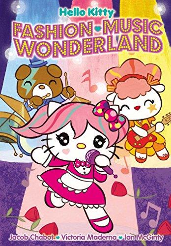 9781421559032: Hello Kitty: Fashion Music Wonderland