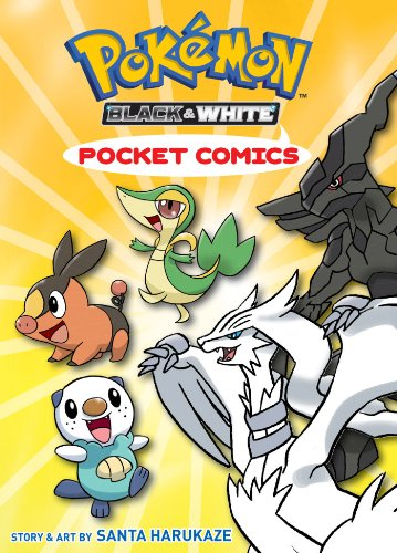 Pokmon Pocket Comics: Black White (Pokemon)