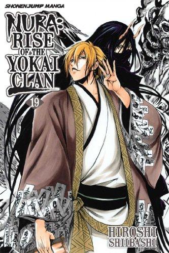 9781421559131: Nura: Rise of the Yokai Clan, Vol. 19