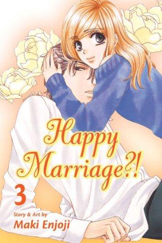 9781421559360: Happy Marriage?! 3