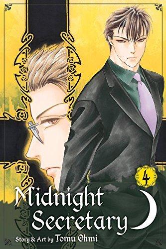 9781421559476: Midnight Secretary, Vol. 4
