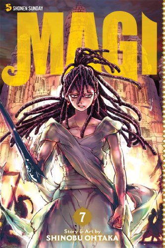 9781421559575: Magi: The Labyrinth of Magic, Volume 7