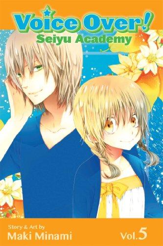 9781421559742: Voice Over!: Seiyu Academy, Vol. 5