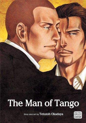 9781421560113: MAN OF TANGO GN (A) (C: 1-0-1) (Yaoi Manga)