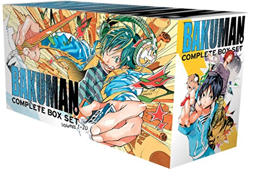 9781421560731: BAKUMAN TP COMP BOX SET